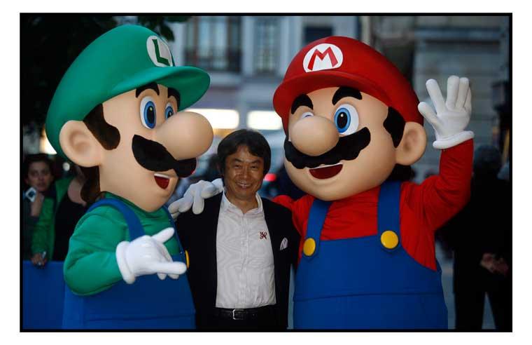 Shigeru Miyamoto: Homenaje en Gijón por el premio Príncipe de Asturias de Comunicación y Humanidades