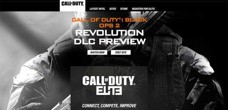 Black Ops II: Revolution PC PS3 Xbox 360