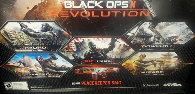 Call of Duty: Black Ops II-Xbox 360-PS3-PC-Wii U