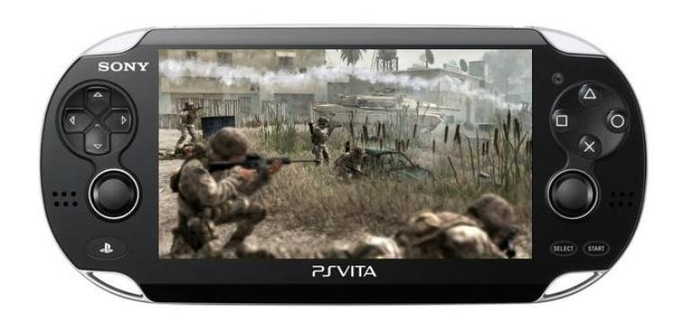 Call of Duty: Black Ops 2 - PS Vita