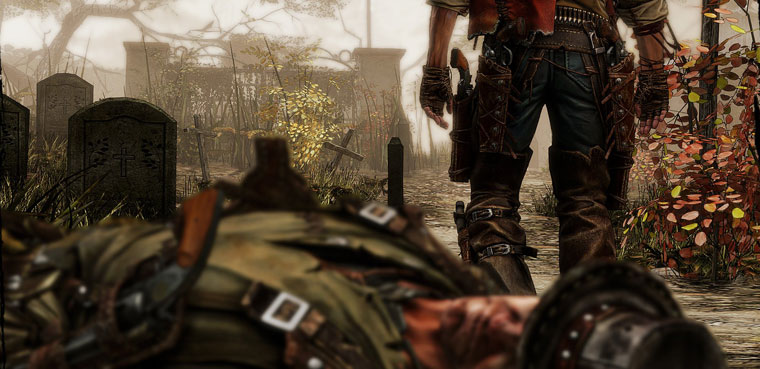 Call of Juarez Gunslinger para PC, PS3, Xbox 360