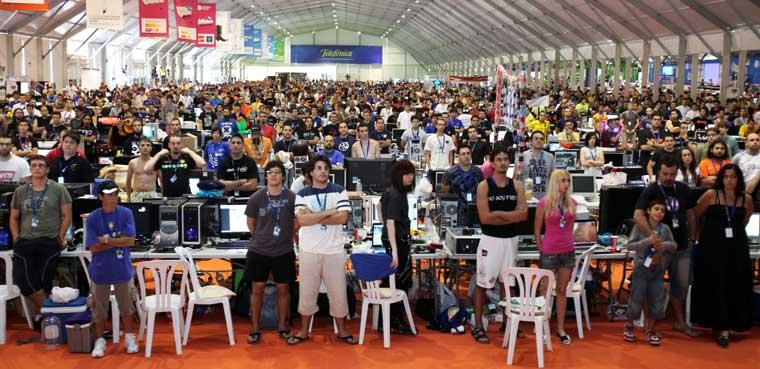 Campus Party 2013-Industria