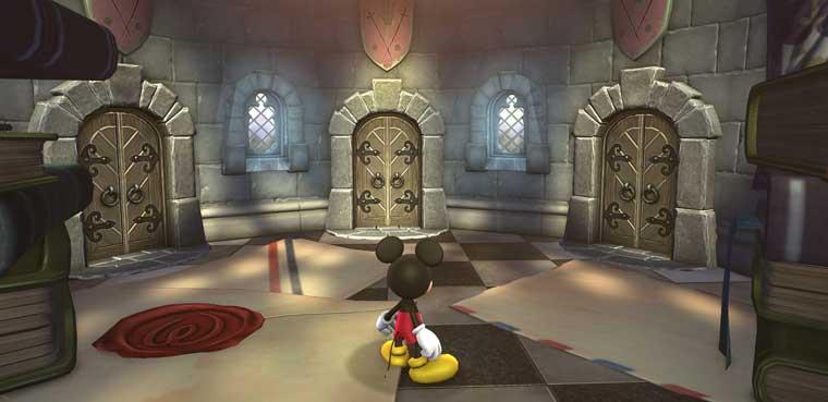 Castle of Illusion HD PC PS3 Xbox 360