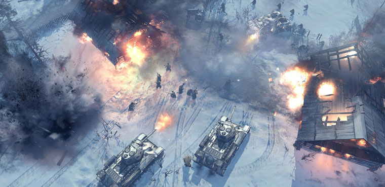Company of Heroes 2-PC