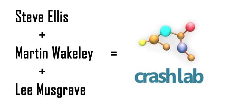 Crash Lab - iOS