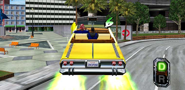Crazy Taxi Xbox 360 XBLA