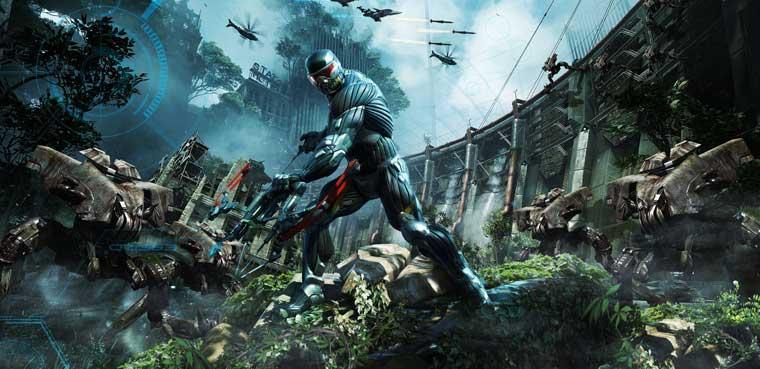 Crysis 3-PC-PS3-Xbox 360