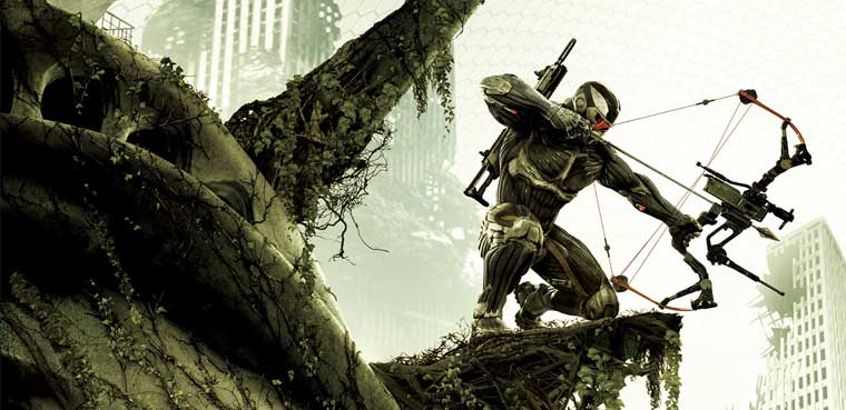 Crysis 3 PS3 Xbox 360 PC