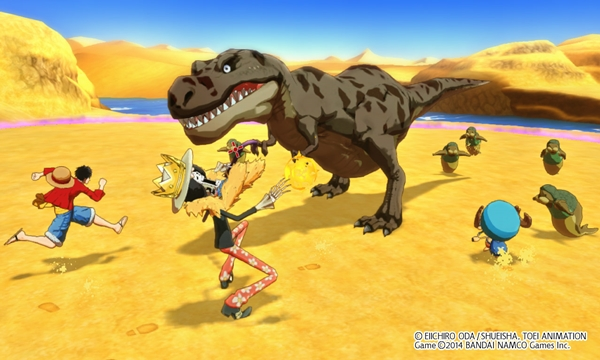 DLC Quest The Dino Master screenshot55_1409044501