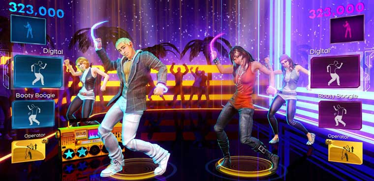 Dance Central 3-Xbox 360