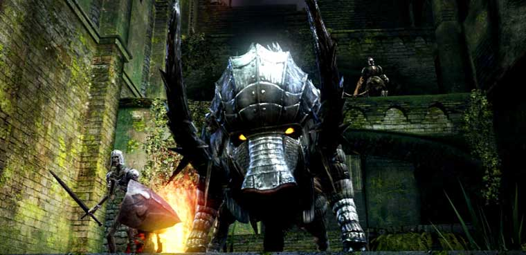 Dark Souls-PS3-PC-Xbox 360