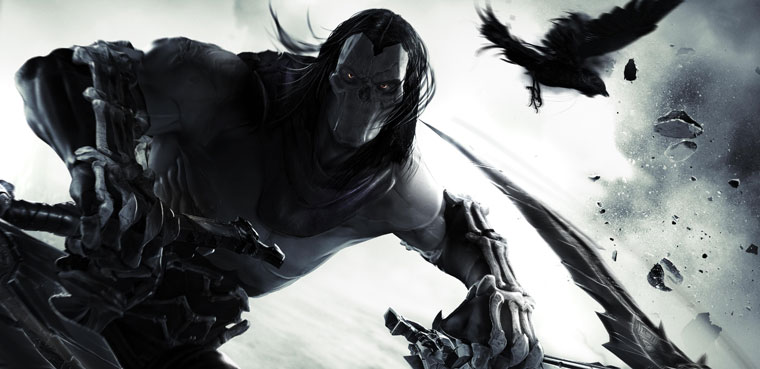 Darksiders II-PC-PS3-Xbox 360-Wii U.