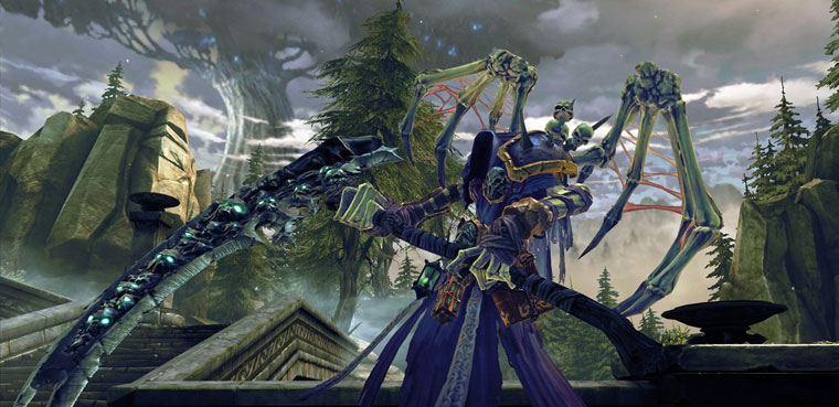 Darksiders 2-PS3-PC-Xbox 360-Wii U