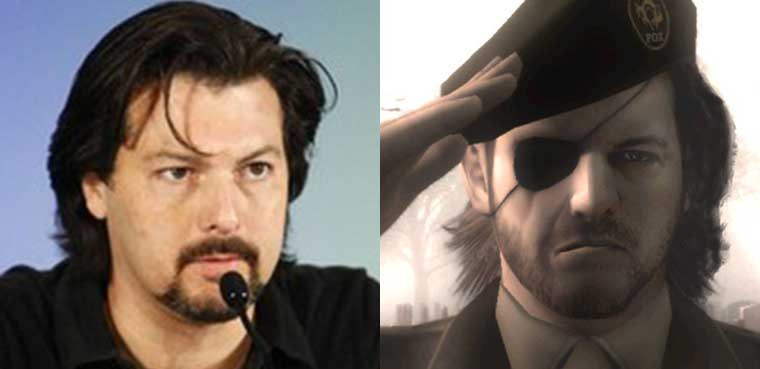 David Hayter Solid Snake Metal Gear