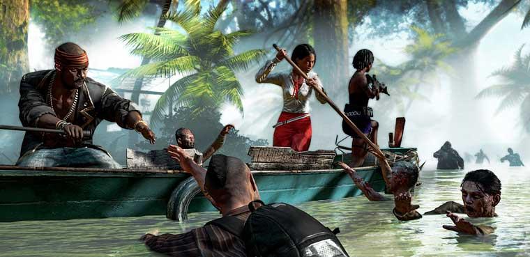 Dead Island: Riptide-PS3-Xbox 360-PC