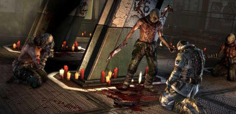 Dead Space 3-PC-PS3-Xbox 360