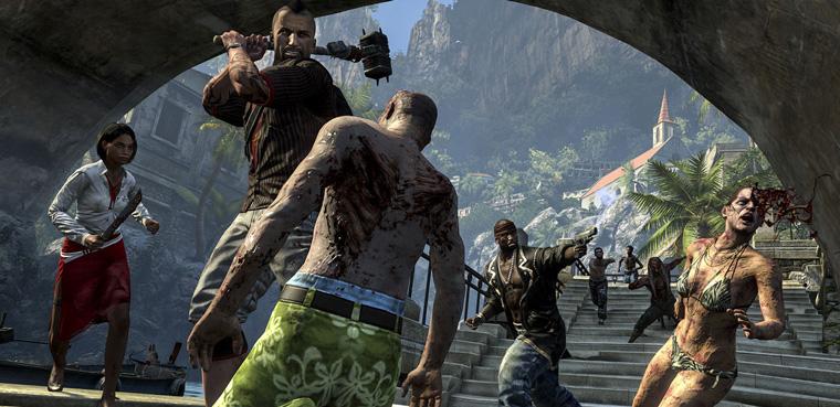 Dead Island: Riptide-PC-PS3-Xbox 360