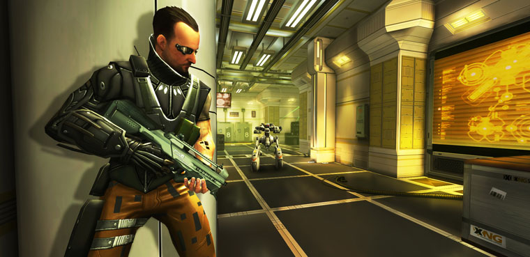 Deus Ex: The Fall iOS