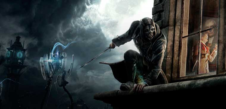Dishonored para PC, PS3 y Xbox 360
