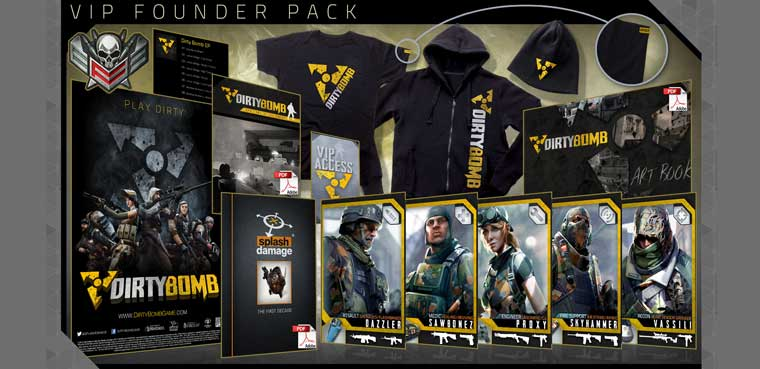 Dirty Bomb-PC