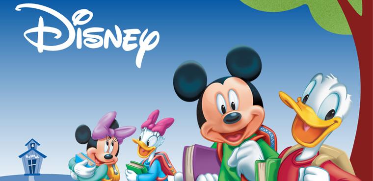 Disney & DeNa