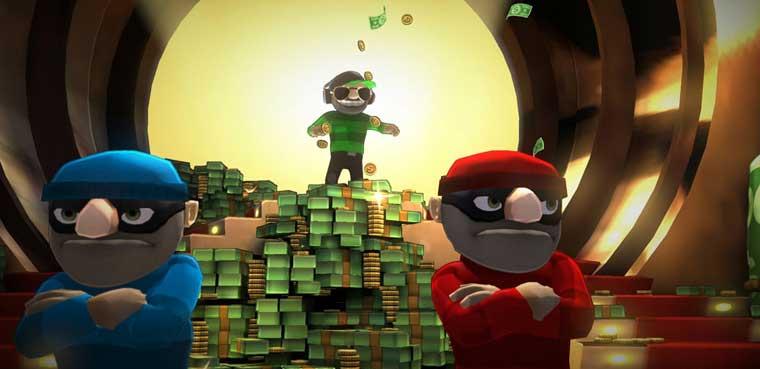 Dollar Dash para PSP, PS3, PS4, PS Vita, Xbox 360, y PC