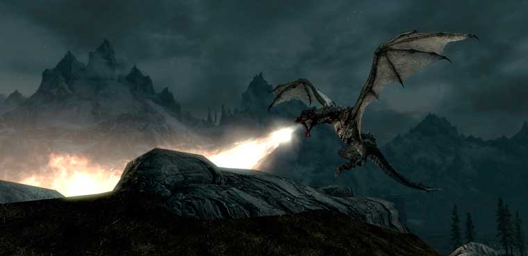 Dragonborn para PC, PS3 y Xbox 360