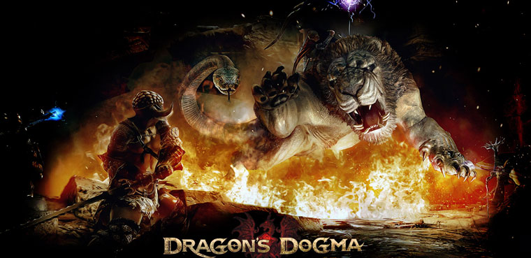 Dragons Gogma-PS3-Xbox 360