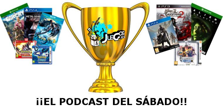 El podcast del sábado 9