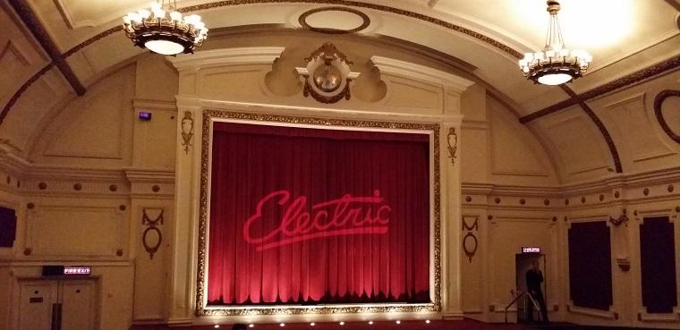 Electric Cinema Pantalla