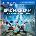 Epic Mickey-PS Vita-PS3-Wii-Xbox 360