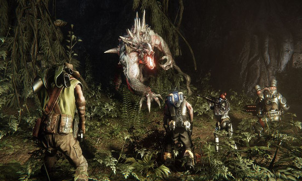 En Evolve podremos ser un monstruo.