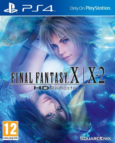 FFX-X2 PS4