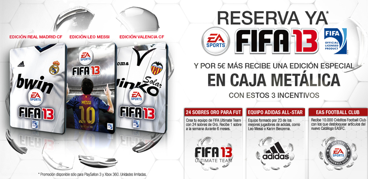 FIFA 13-PS3-Xbox 360-PS2-PSP-PS Vita-PC-Wii-3DS-Android-iOS