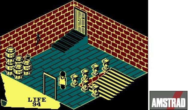 Fairlight Amstrad CPC