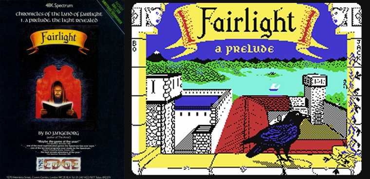 Fairlight Carátula