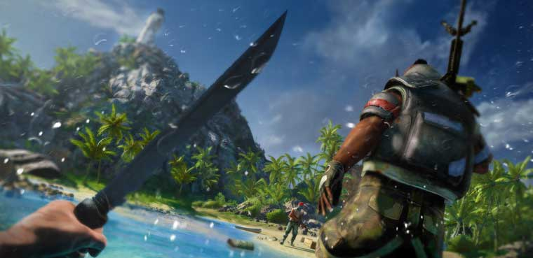 Guía de supervivencia de 'Far Cry 3'