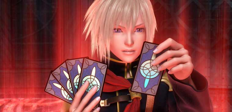 Final Fantasy Agito iOS Android