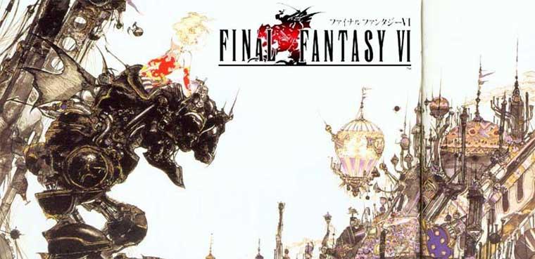 Final Fantasy VI Android iOS