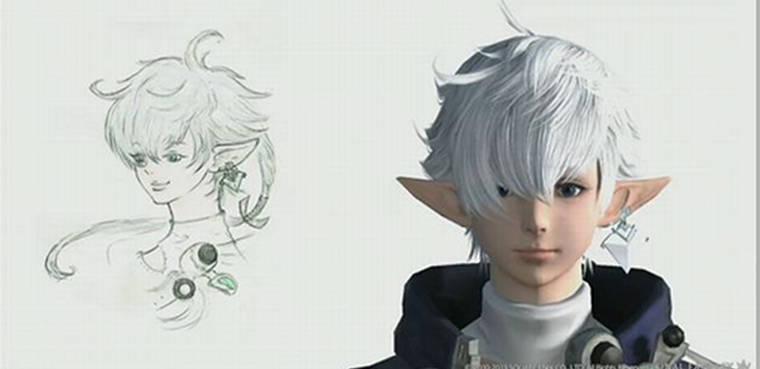 Final Fantasy XIV pc ps3 ps4