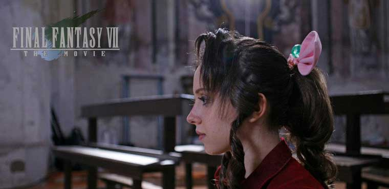 Final Fantasy VII: The Movie - Trabajo realizado por fans italianos