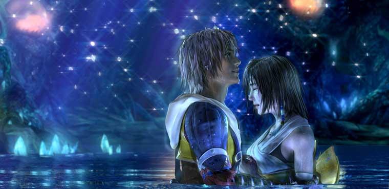 Final Fantasy X PS3 PSVita