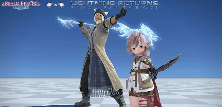 Final Fantasy XIV A Realm Reborn PC PS3