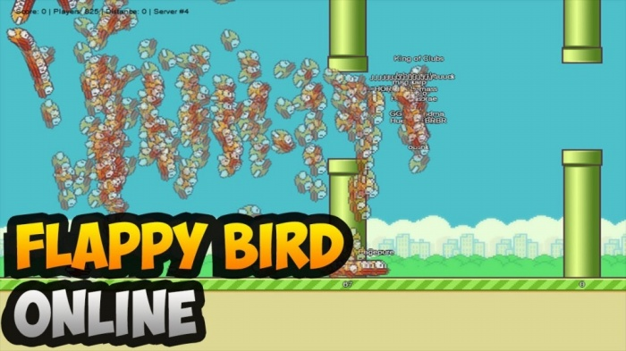 Flappy Bird Ahora Online