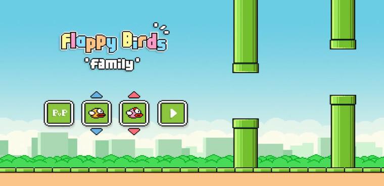 Flappy Birds Family juegos.es