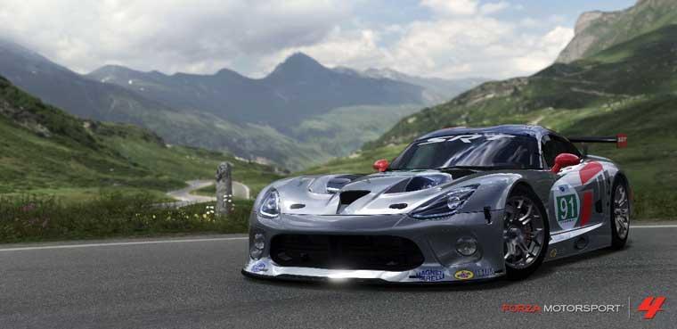 Forza Motorsport 4 - Llega nuevo DLC, Pennzoil