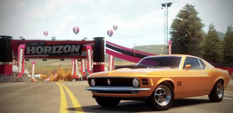 Forza Horizon - Mustang Vs Mustang