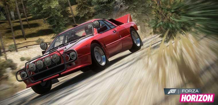 Forza Horizon Rally, segundo DLC para Forza Horizon de Xbox 360