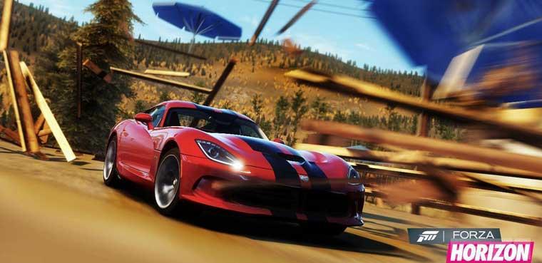 Forza Horizon-Xbox 360