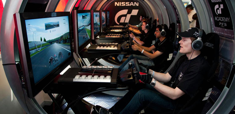 GT Academy 2012-PS3